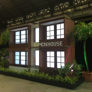 MCN House Brand Activation Piece