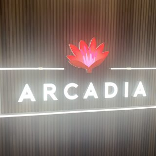 Acrylic LED 3D Sign