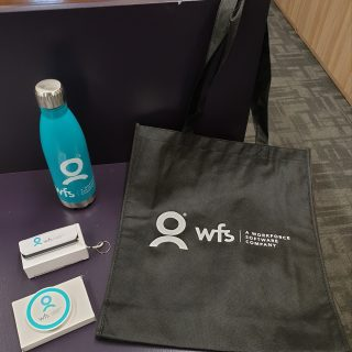 Promotional Bags & Bottles for WFS