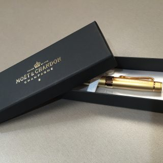 Gift Boxed Pen for Moet & Chandon